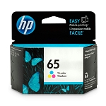 Genuine HP 65 Color Ink Cartridge