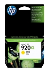 Genuine HP 920XL Yellow Ink Cartridge