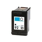 Compatible HP 92 Black Ink Cartridge