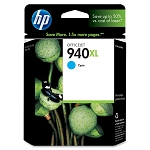 Genuine HP 940XL Cyan Ink Cartridge