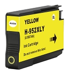 Compatible HP 952XL Yellow Ink Cartridge