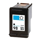 Compatible HP 98 Black Ink Cartridge