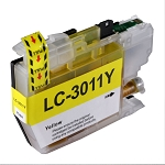 Compatible Brother LC-3011 Yellow Ink Cartridge
