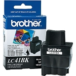Genuine Brother LC-41 Black Ink Cartridge