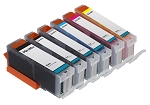 Compatible Canon PGI-250XL CLI-251XL Ink Cartridge - 6 pack