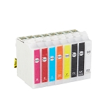 Remanufactured Epson 324 Ink Cartridge - 8 Pack