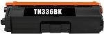 Compatible Brother TN-331 TN-336 Black Toner Cartridge