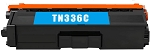 Compatible Brother TN-331 TN-336 Cyan Toner Cartridge