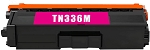 Compatible Brother TN-331 TN-336 Magenta Toner Cartridge