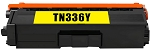 Compatible Brother TN-331 TN-336 Yellow Toner Cartridge