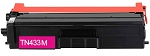 Compatible Brother TN-431 TN-433 Magenta Toner Cartridge