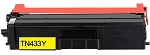 Compatible Brother TN-431 TN-433 Yellow Toner Cartridge
