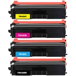Compatible Brother TN-436 Toner Cartridge - 4 Pack