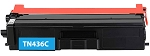 Compatible Brother TN-436 Cyan Toner Cartridge