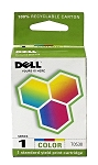 Genuine Dell Series 1 (T0530) Color Ink Cartridge
