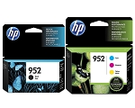 Genuine HP 952 Ink Cartridge - 4 Pack